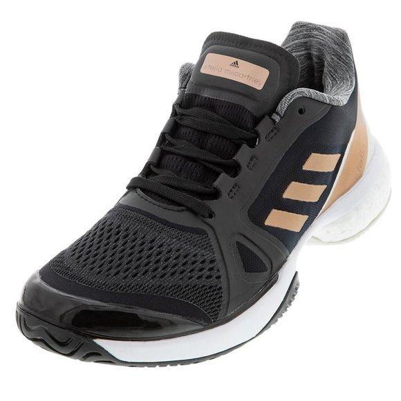 Adidas Women's Asmc Barricade Boost Tennis Shoes